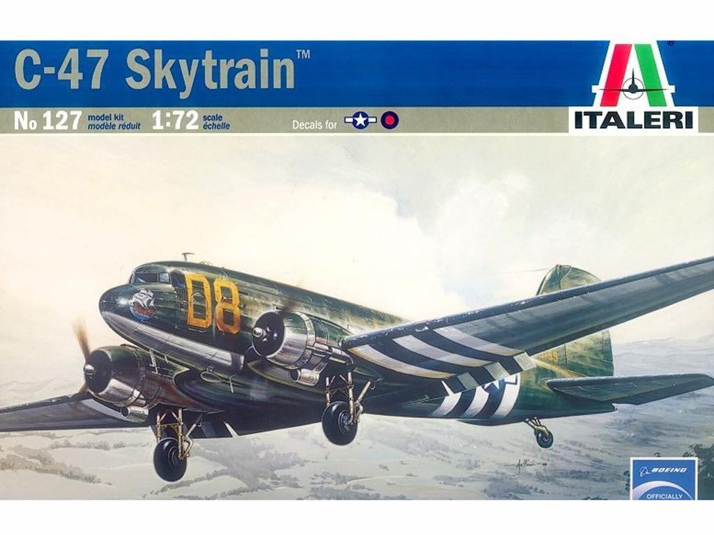 Douglas C-47 Skytrain (Vista 1)