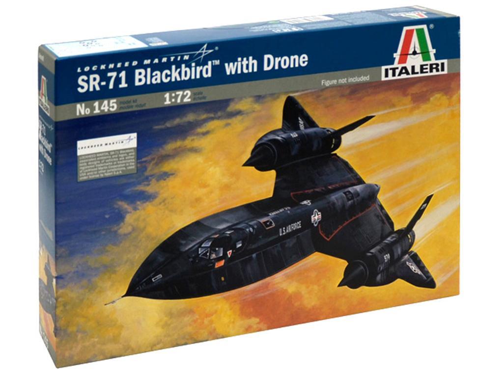 Locheed SR-71 Blackbird (Vista 1)