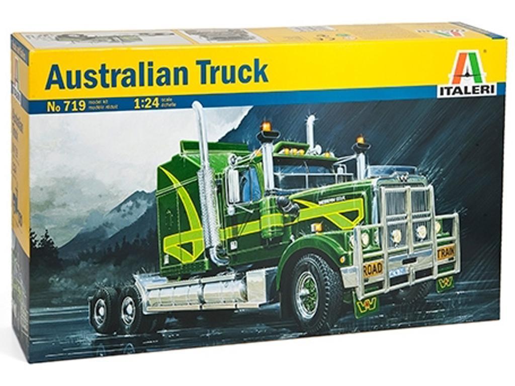 Camión Australiano (Vista 1)