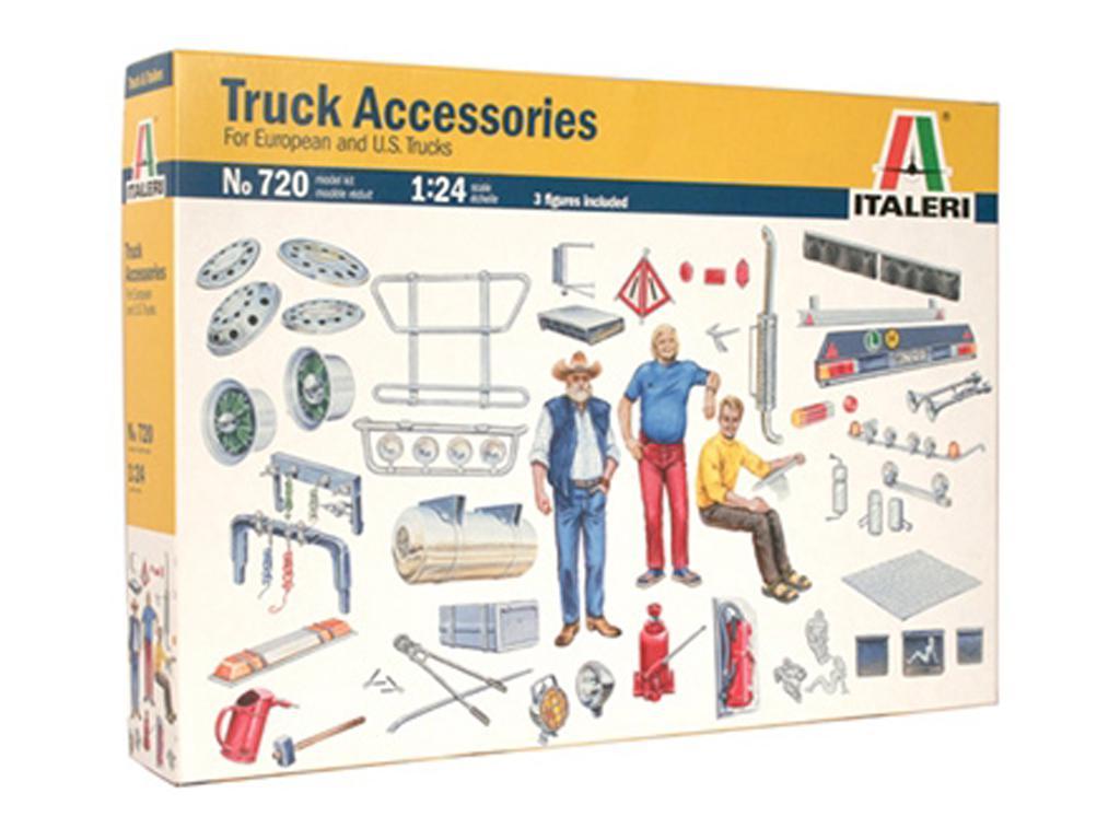 Kit de accesorios para camión (Vista 1)