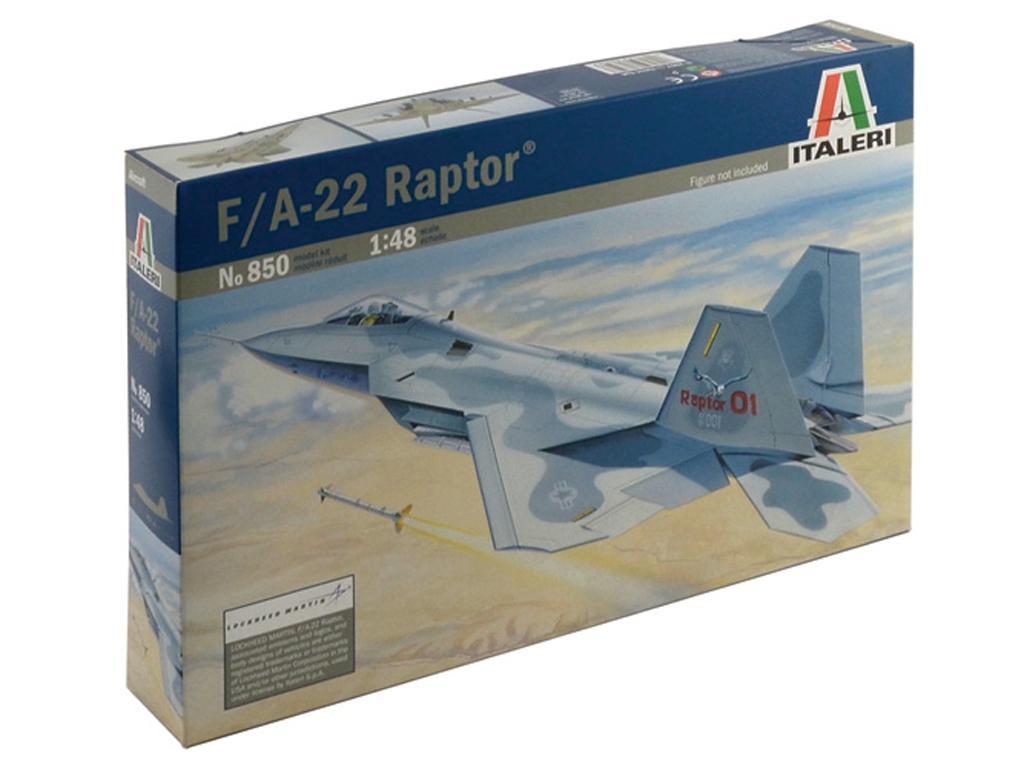 F22 Raptor (Vista 1)