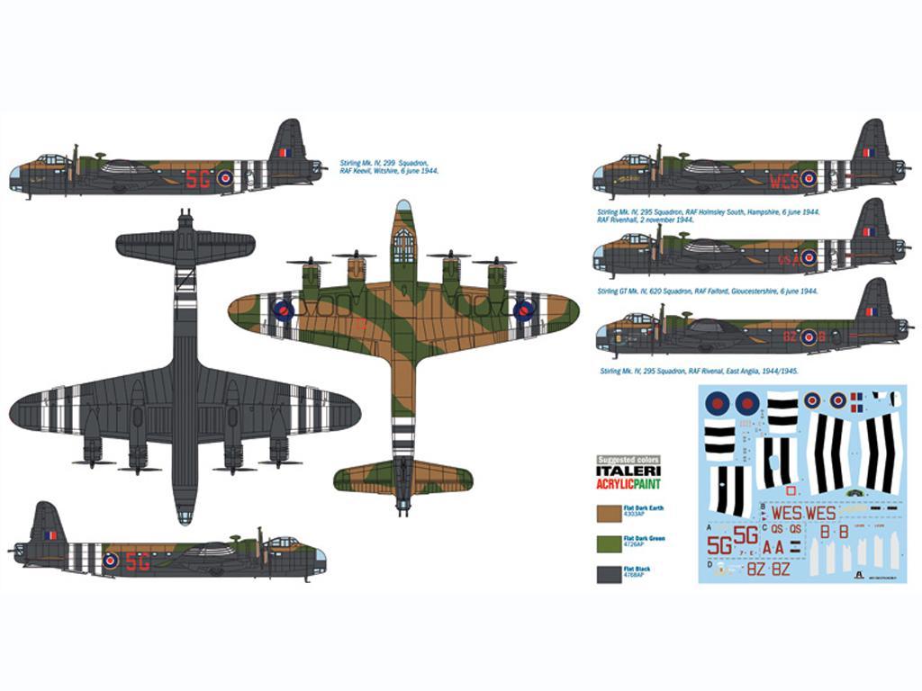 Stirling Mk.IV (Vista 2)