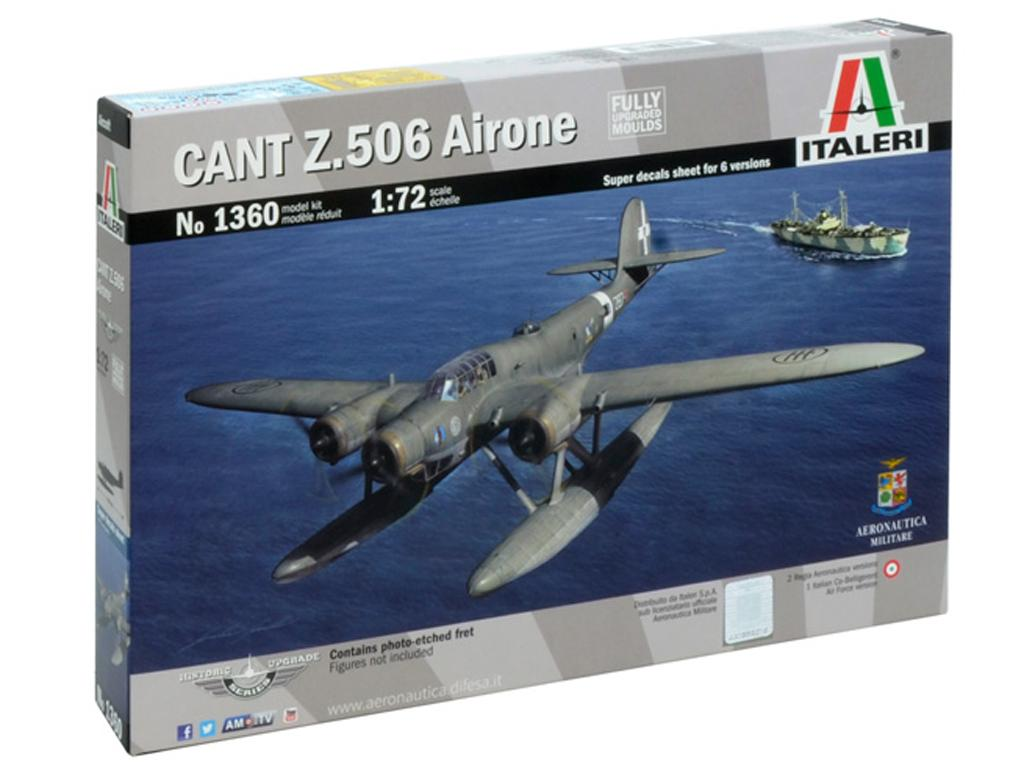 CANT Z.506 Airone (Vista 1)