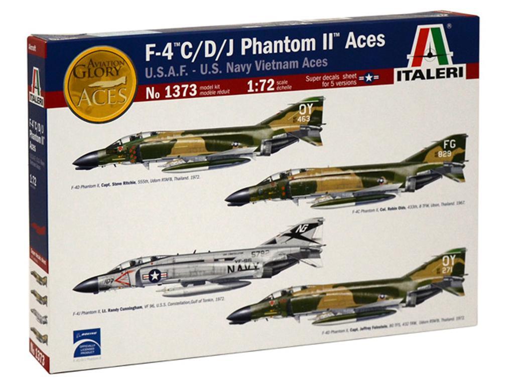 F-4 Phantom Aces (Vista 1)
