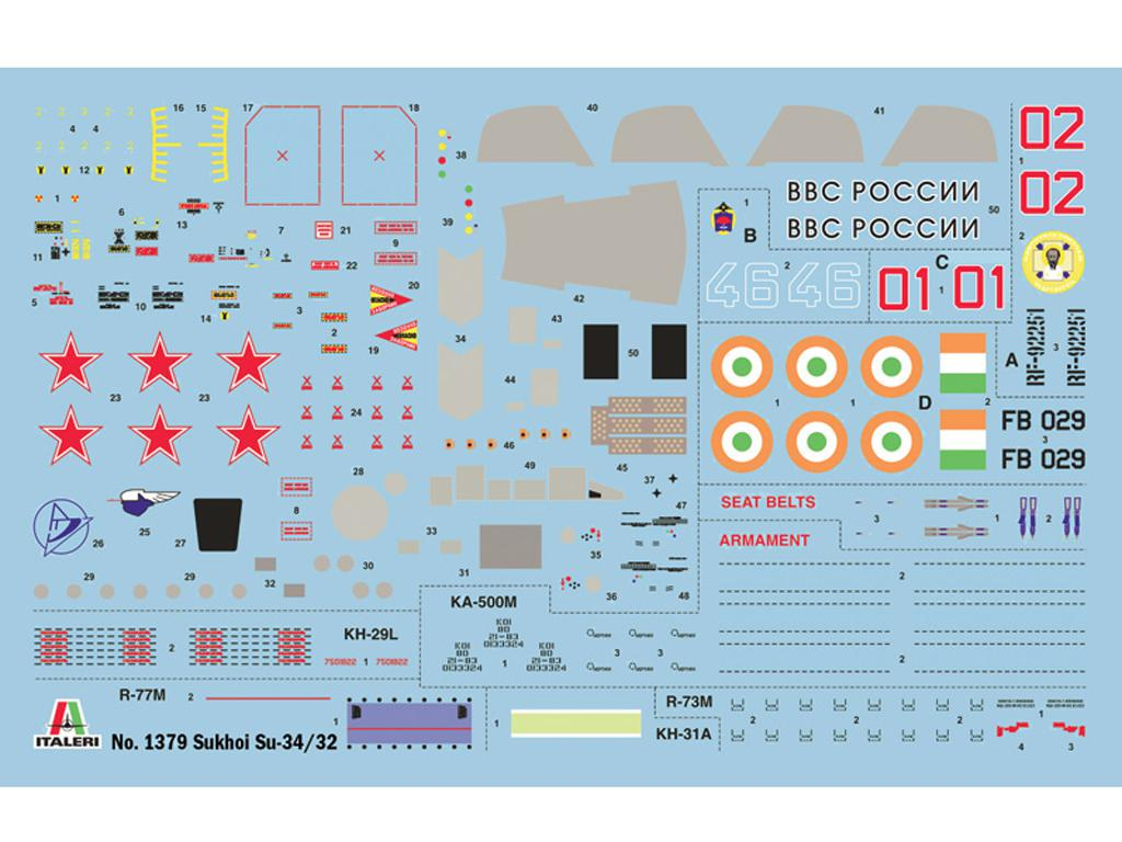 Sukhoi Su-34 Fullback (Vista 3)