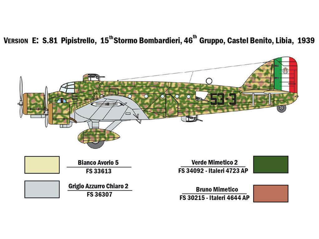 SM.81 Pipistrello (Vista 2)