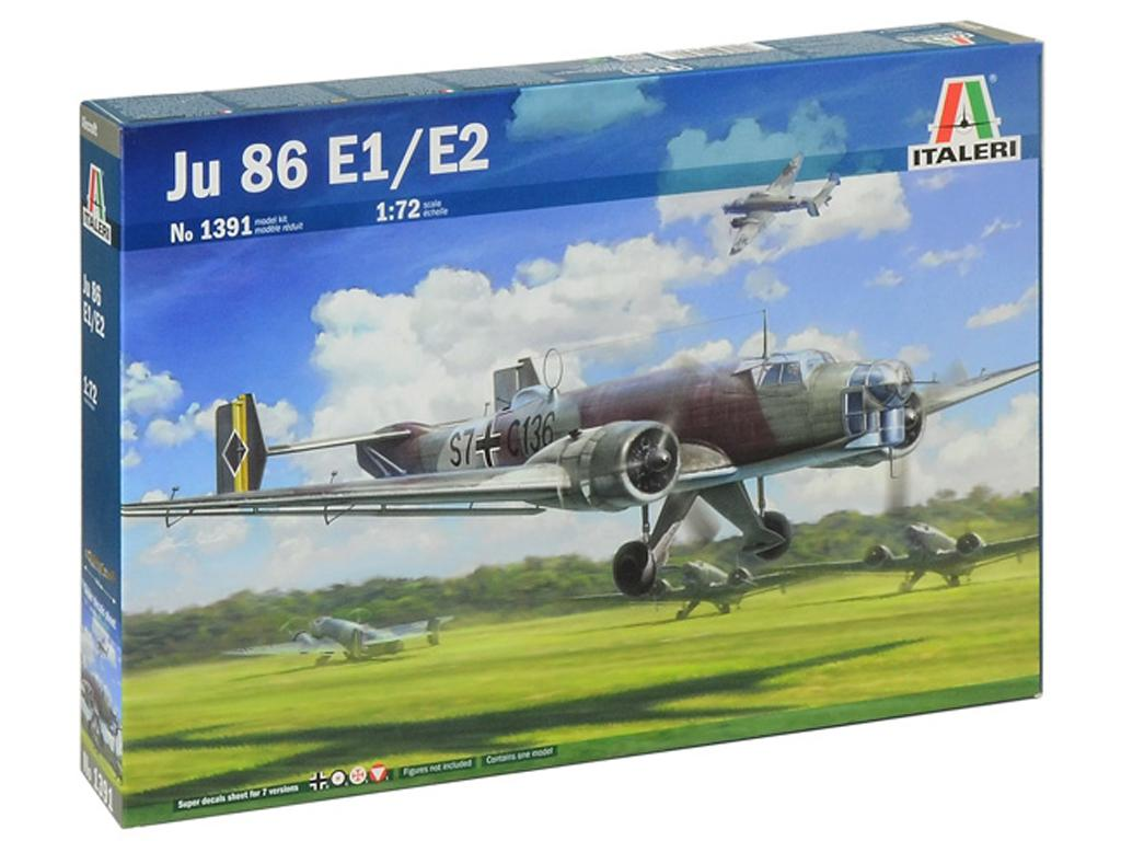 JU 86 E1/E2 (Vista 1)