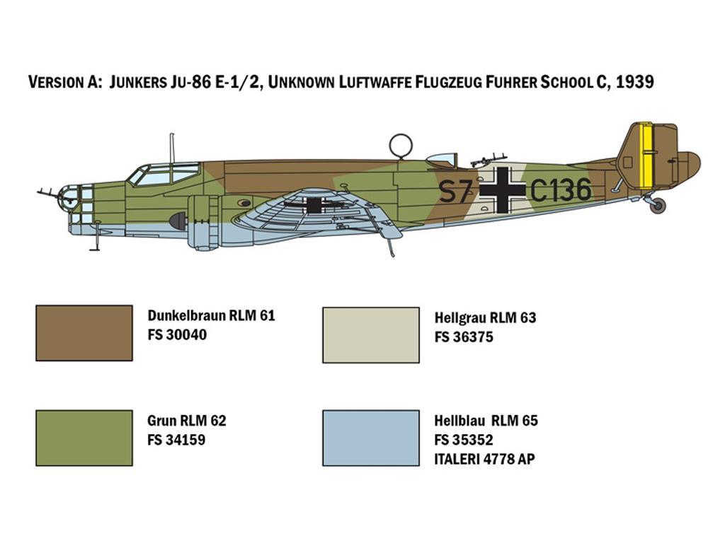 JU 86 E1/E2 (Vista 3)