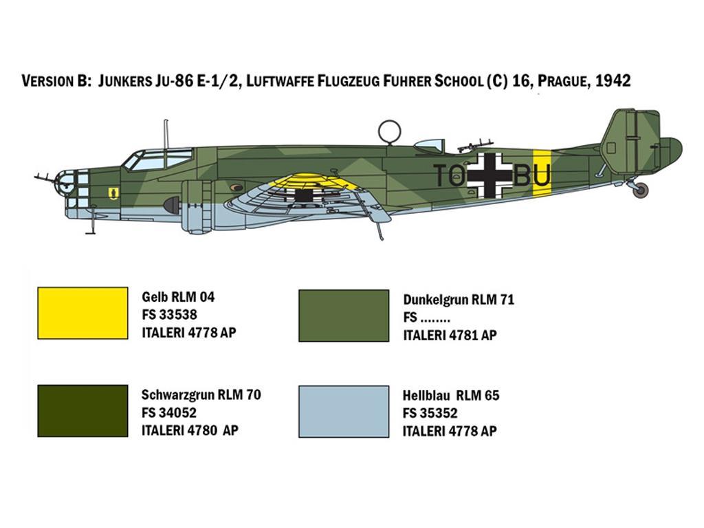JU 86 E1/E2 (Vista 4)