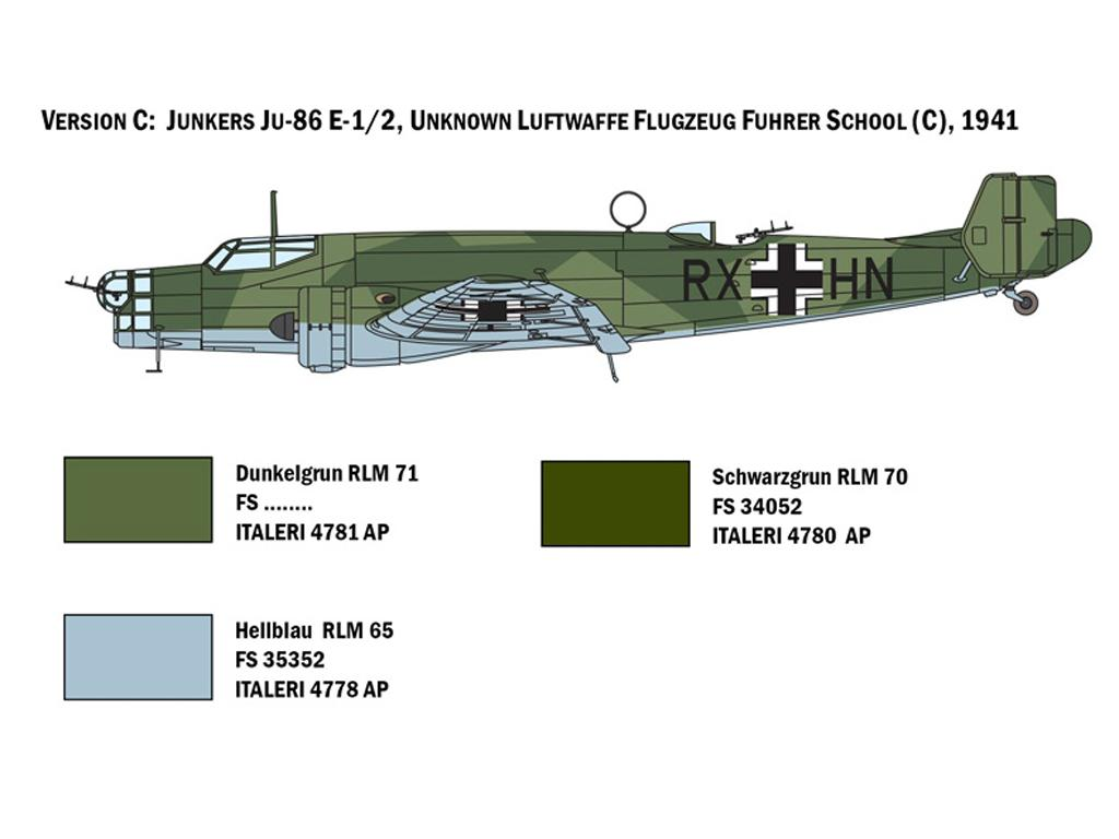 JU 86 E1/E2 (Vista 5)