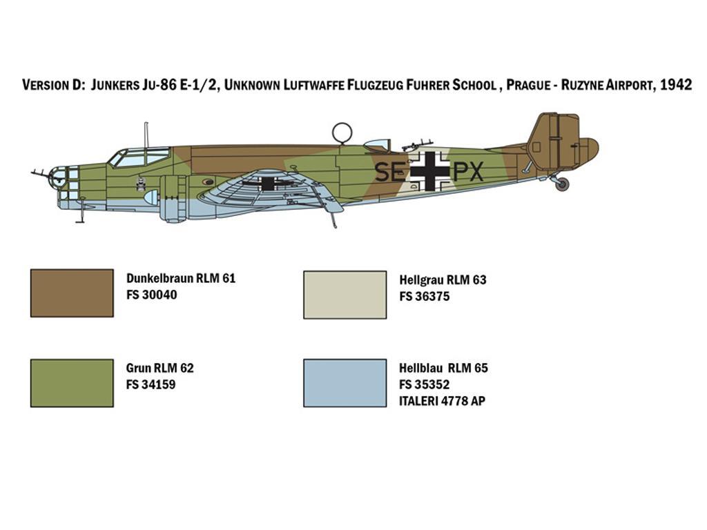 JU 86 E1/E2 (Vista 6)