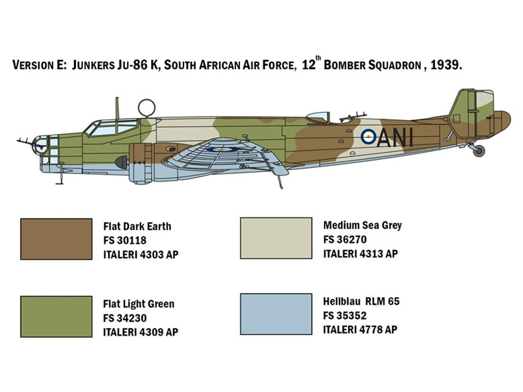 JU 86 E1/E2 (Vista 7)