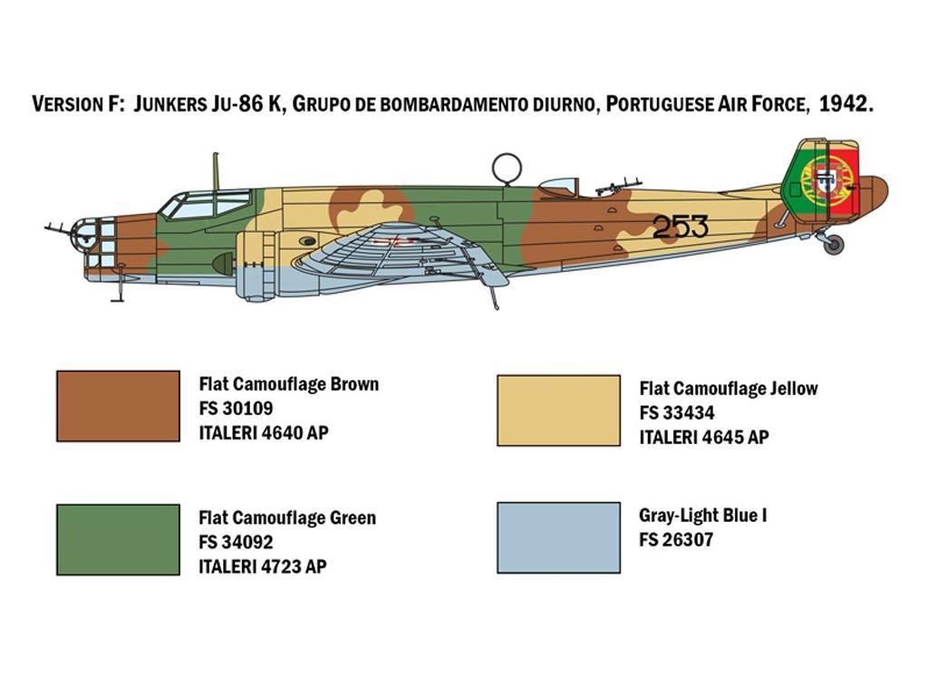JU 86 E1/E2 (Vista 8)