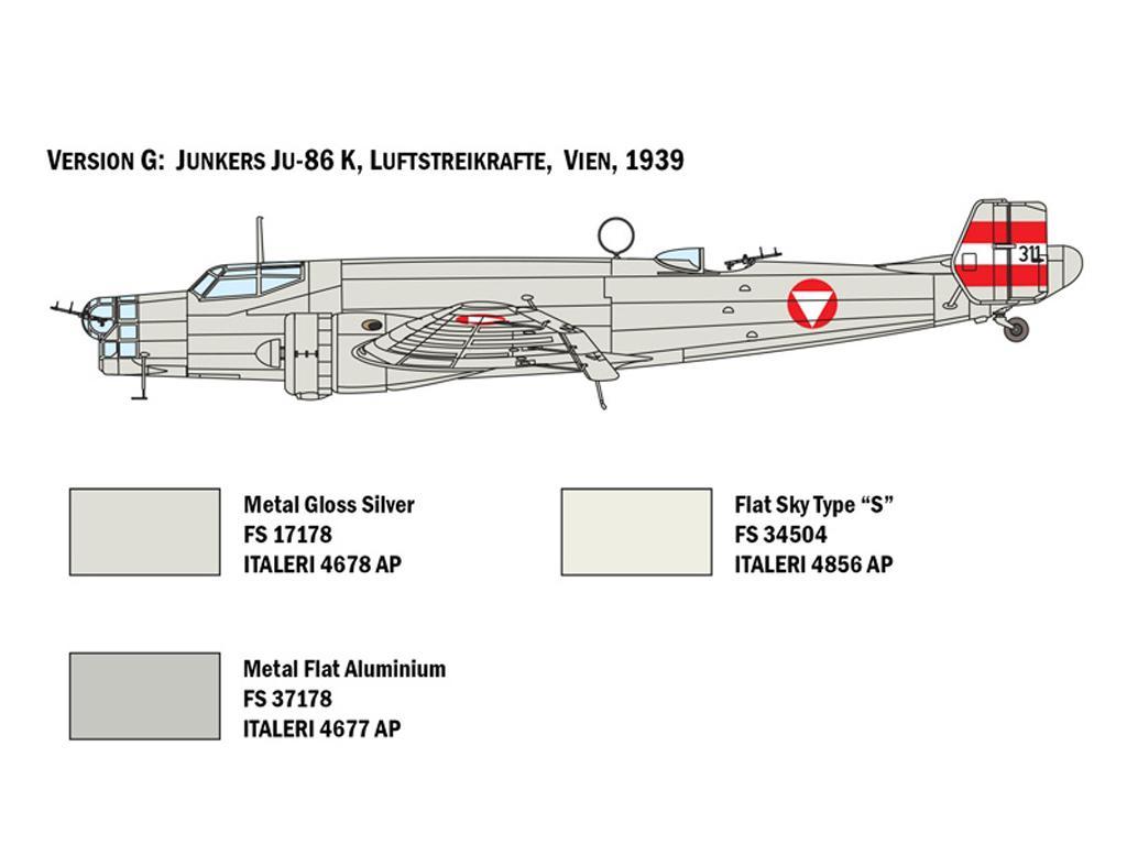 JU 86 E1/E2 (Vista 9)
