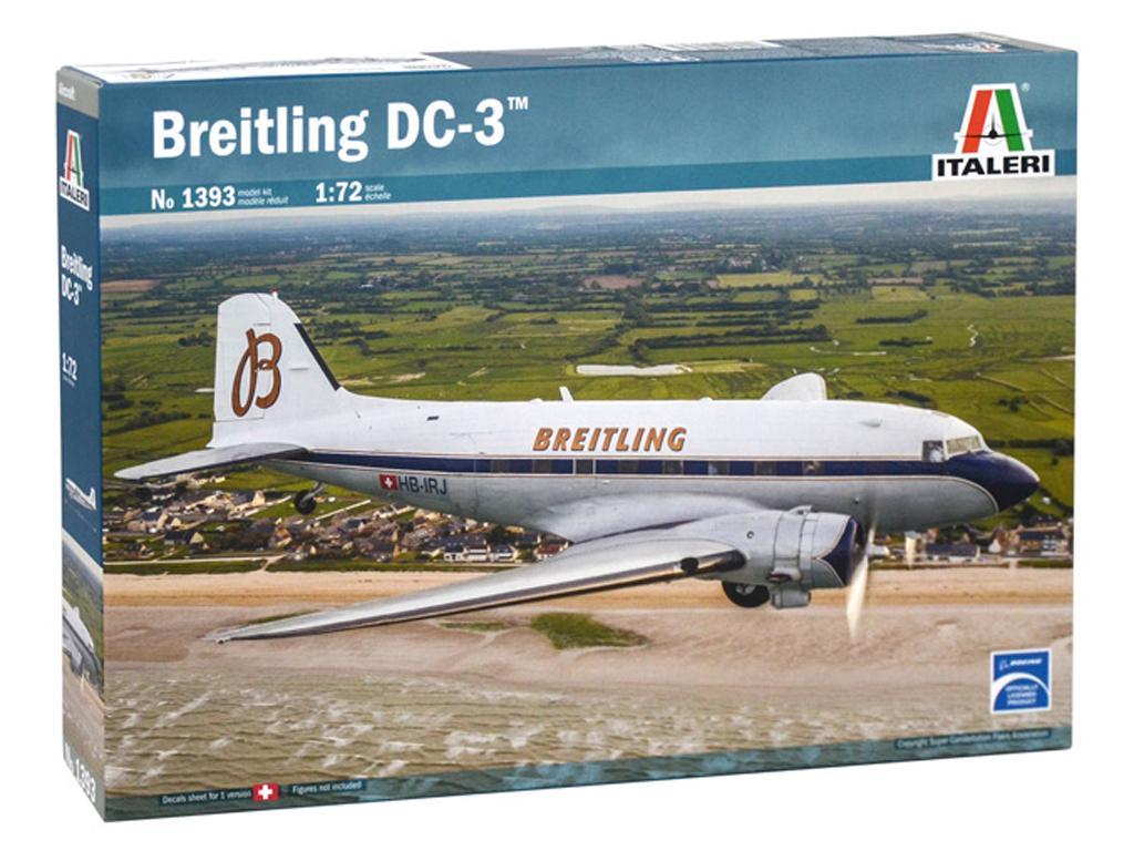 DC-3 Breitling (Vista 1)