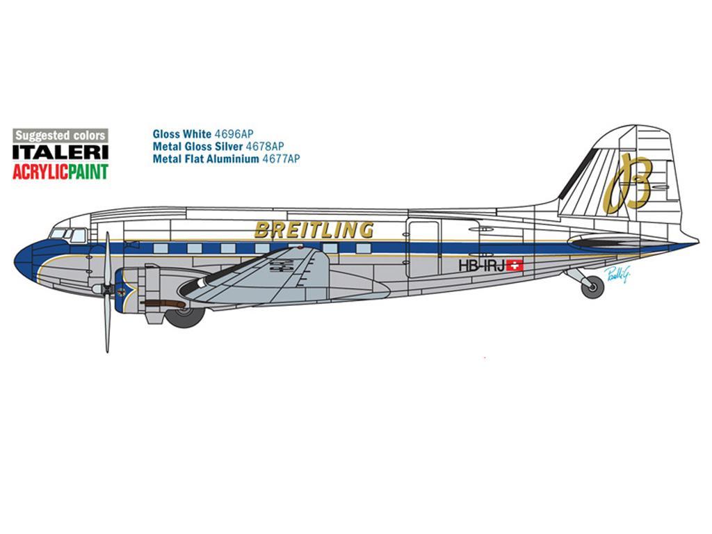 DC-3 Breitling (Vista 2)
