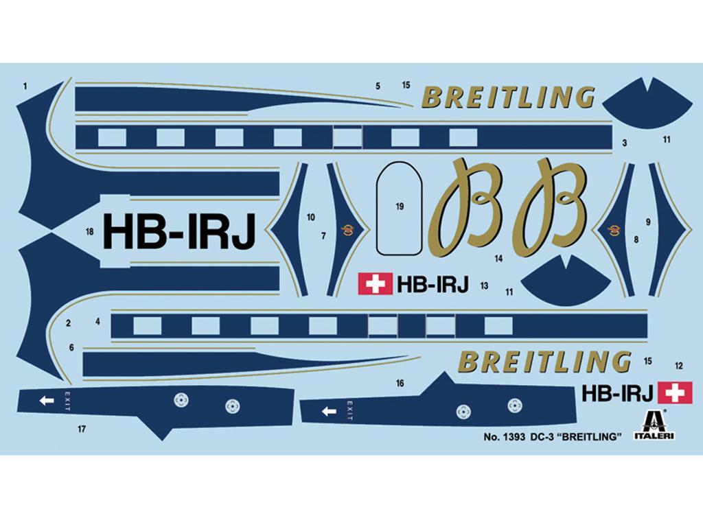DC-3 Breitling (Vista 3)