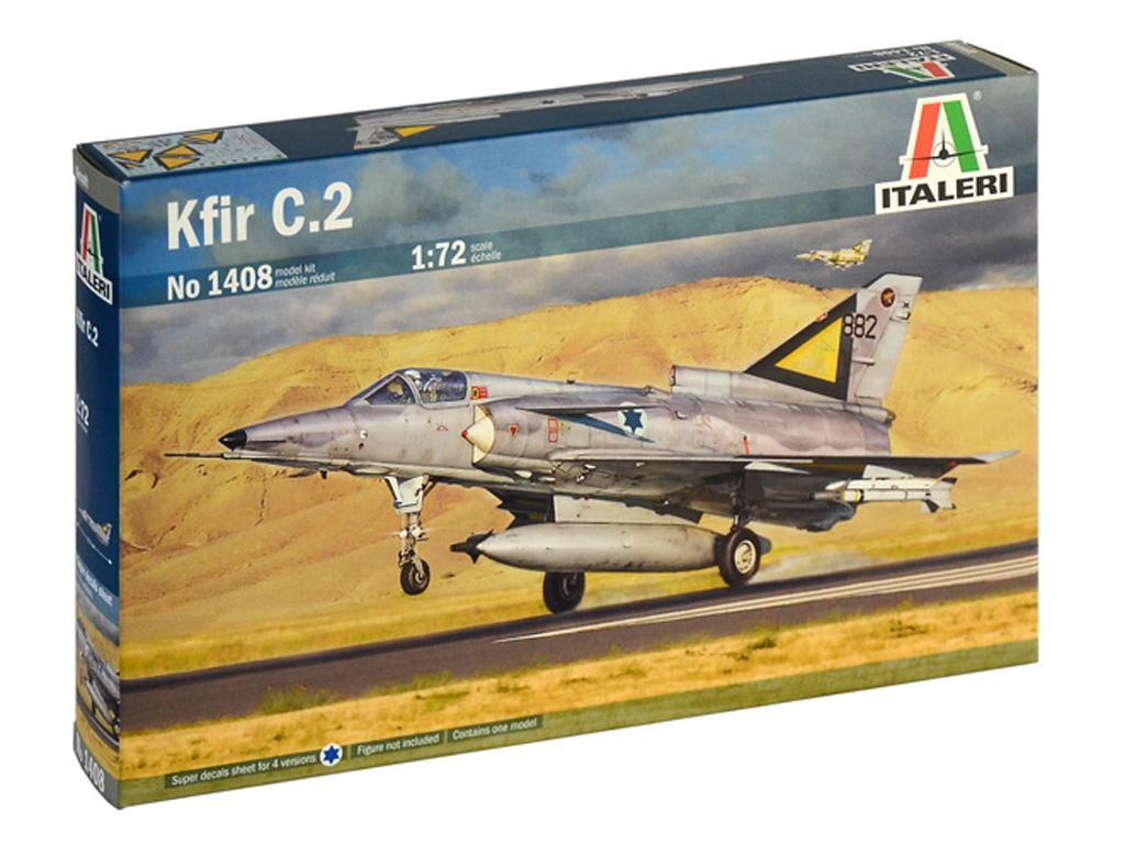 Kfir C.2 (Vista 1)