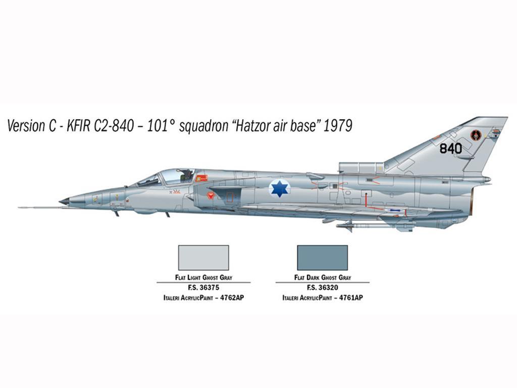 Kfir C.2 (Vista 6)