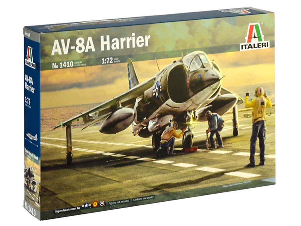 AV-8A Harrier (Vista 1)