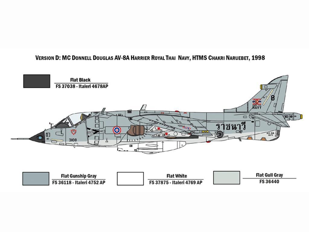 AV-8A Harrier (Vista 2)
