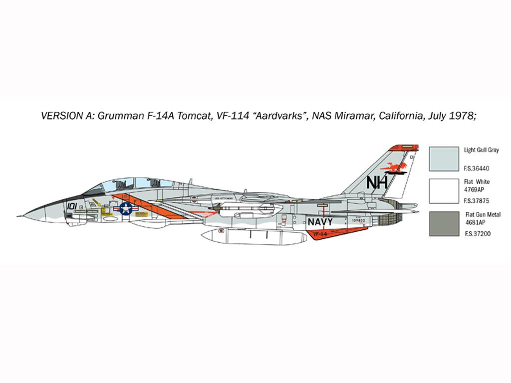 F-14A TOMCAT (Vista 4)