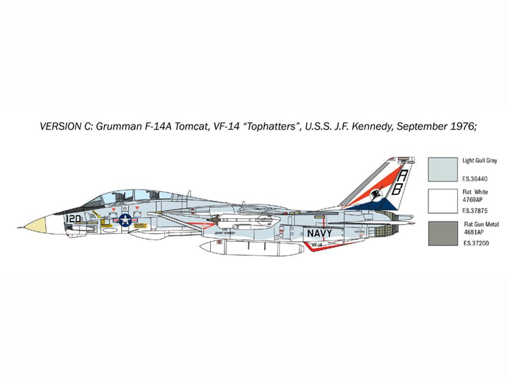 F-14A TOMCAT (Vista 6)