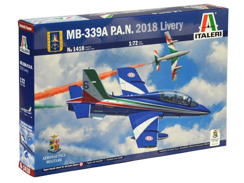 MB-339A P.A.N. 2018 Livery (Vista 1)