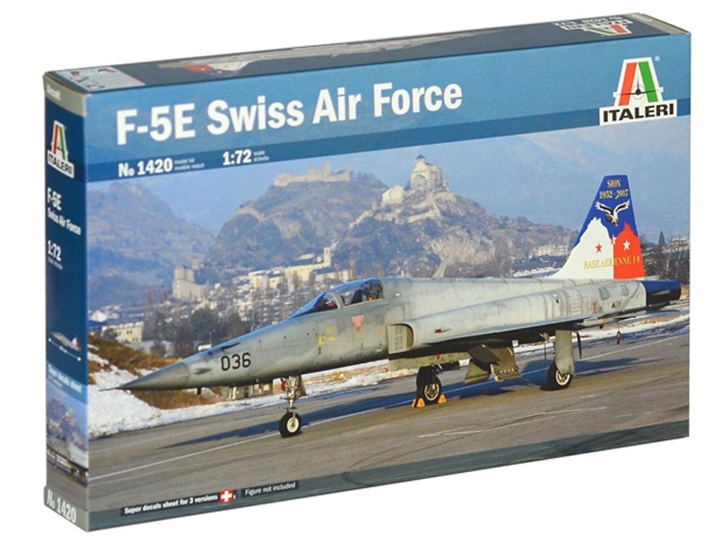 F-5E Swiss Air Force (Vista 1)