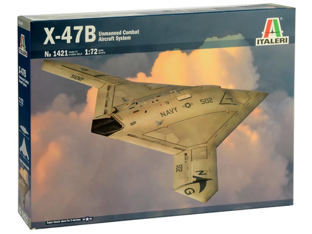 X-47B (Vista 1)