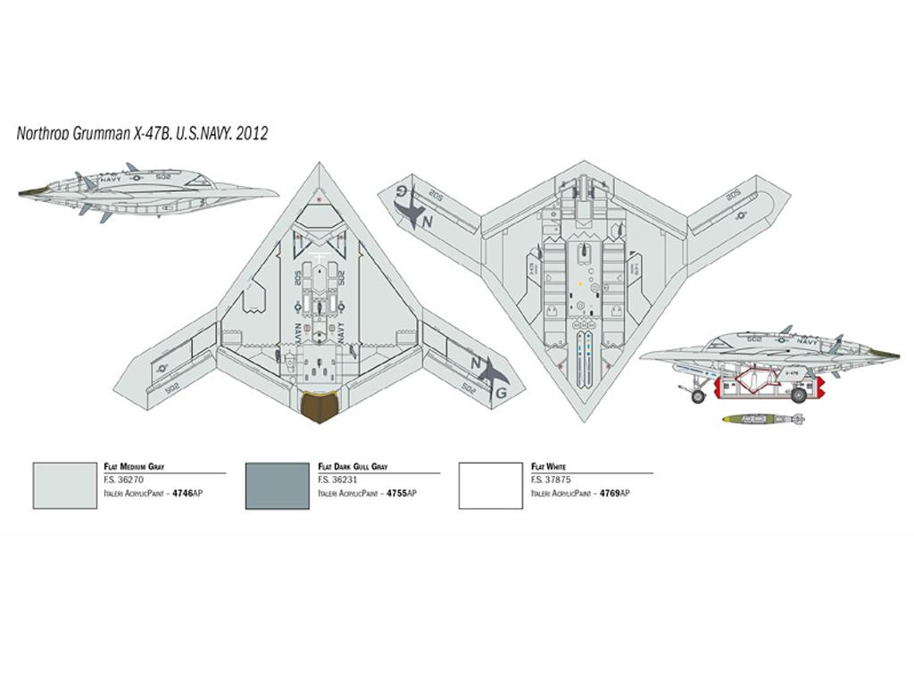 X-47B (Vista 2)