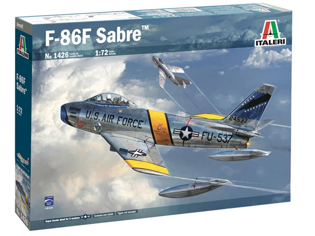 F-86F Sabre (Vista 1)