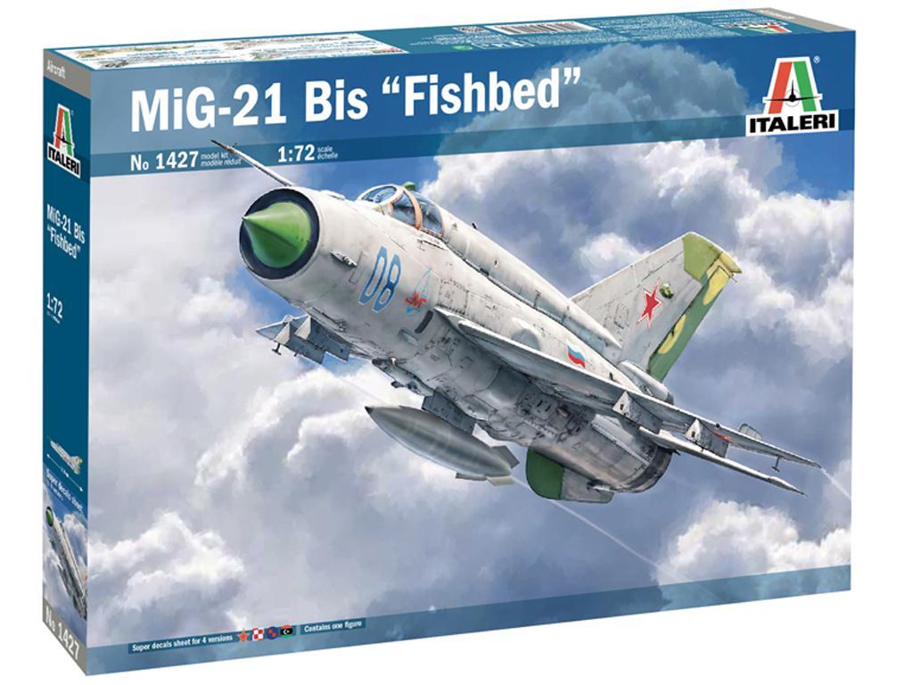 MiG-21 Bis 'Fishbed (Vista 1)