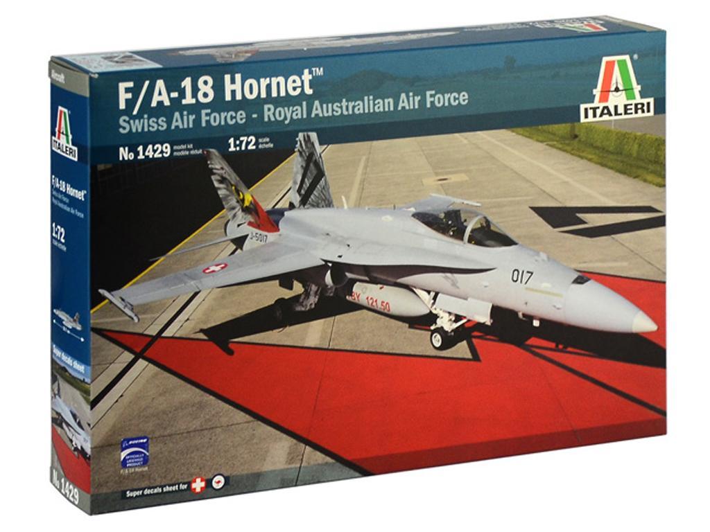 F/A-18 Hornet (Vista 1)