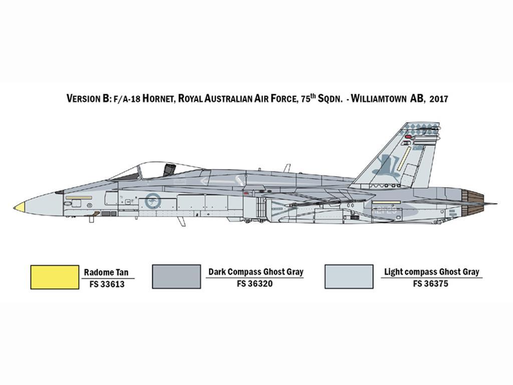 F/A-18 Hornet (Vista 2)