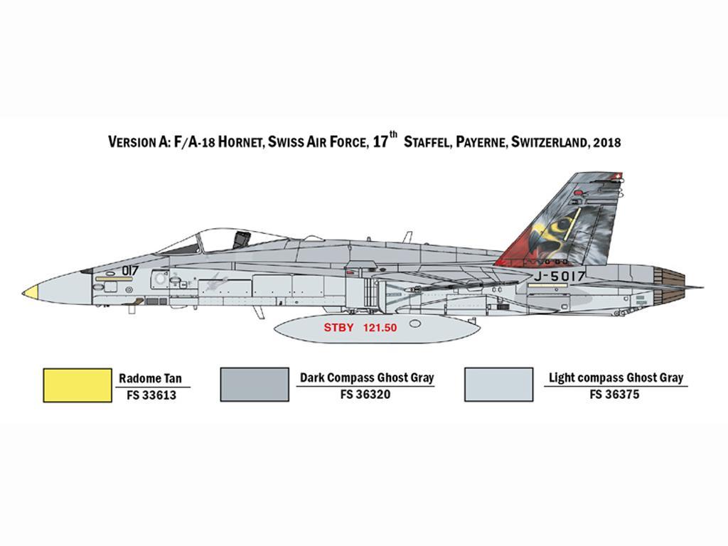 F/A-18 Hornet (Vista 4)