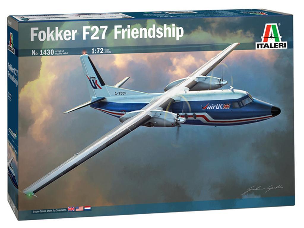 Fokker F27 Friendship (Vista 1)