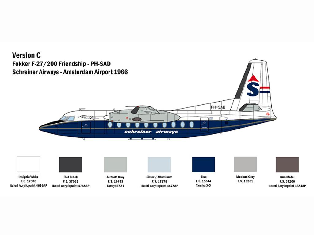 Fokker F27 Friendship (Vista 2)