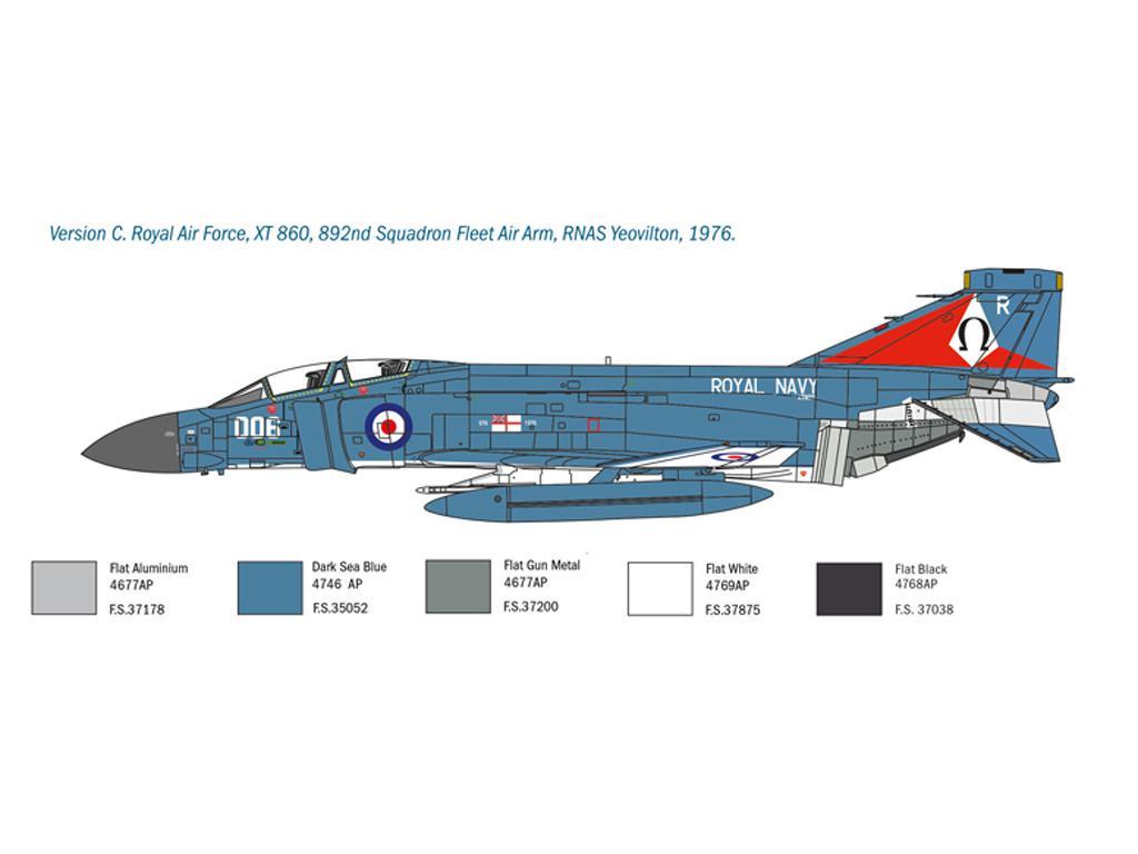 F-4M Phantom FG.1 (Vista 4)