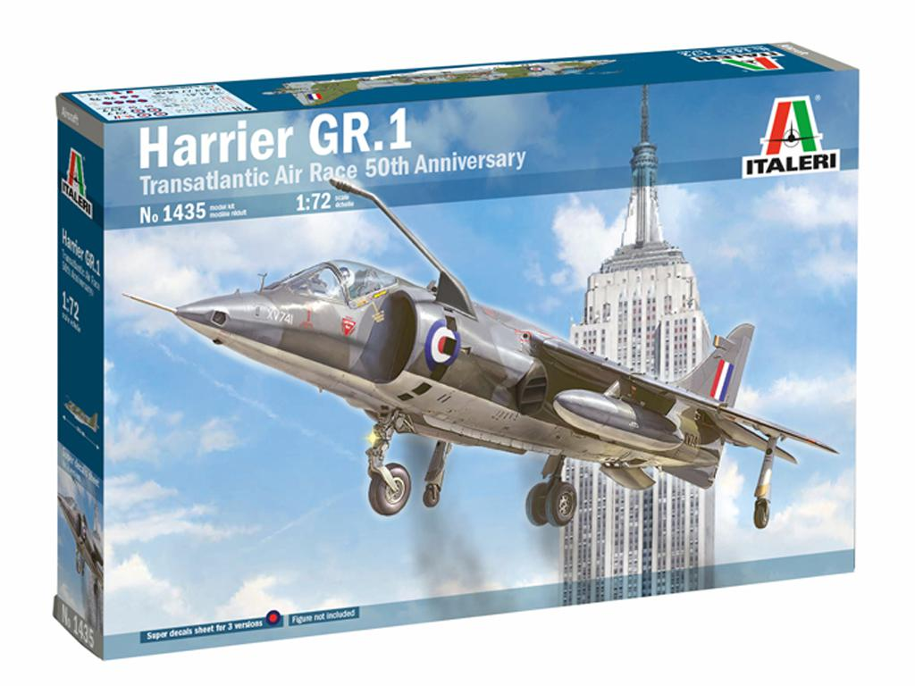 Harrier GR.1 Transatlantic Air Race 50th Ann. (Vista 1)