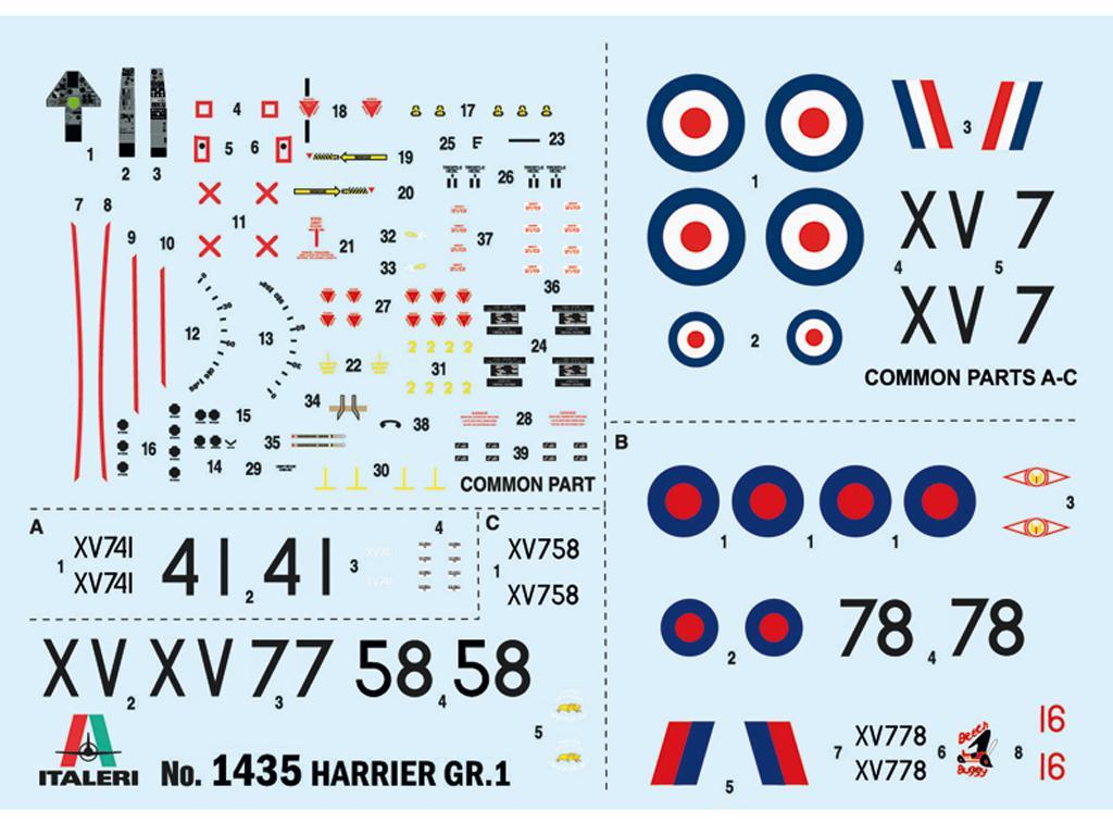 Harrier GR.1 Transatlantic Air Race 50th Ann. (Vista 3)