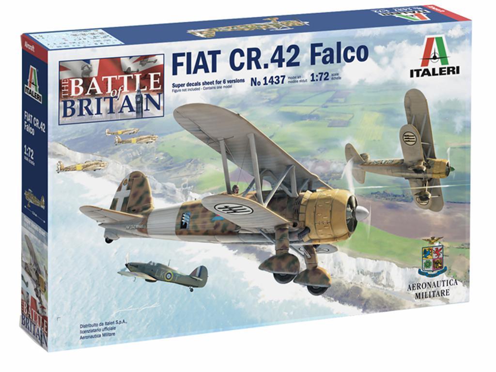 FIAT CR.42 Falco (Vista 1)
