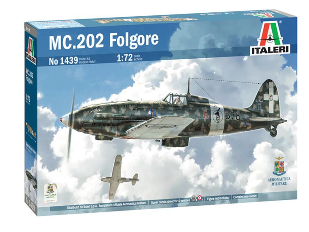 MC.202 Folgore (Vista 1)