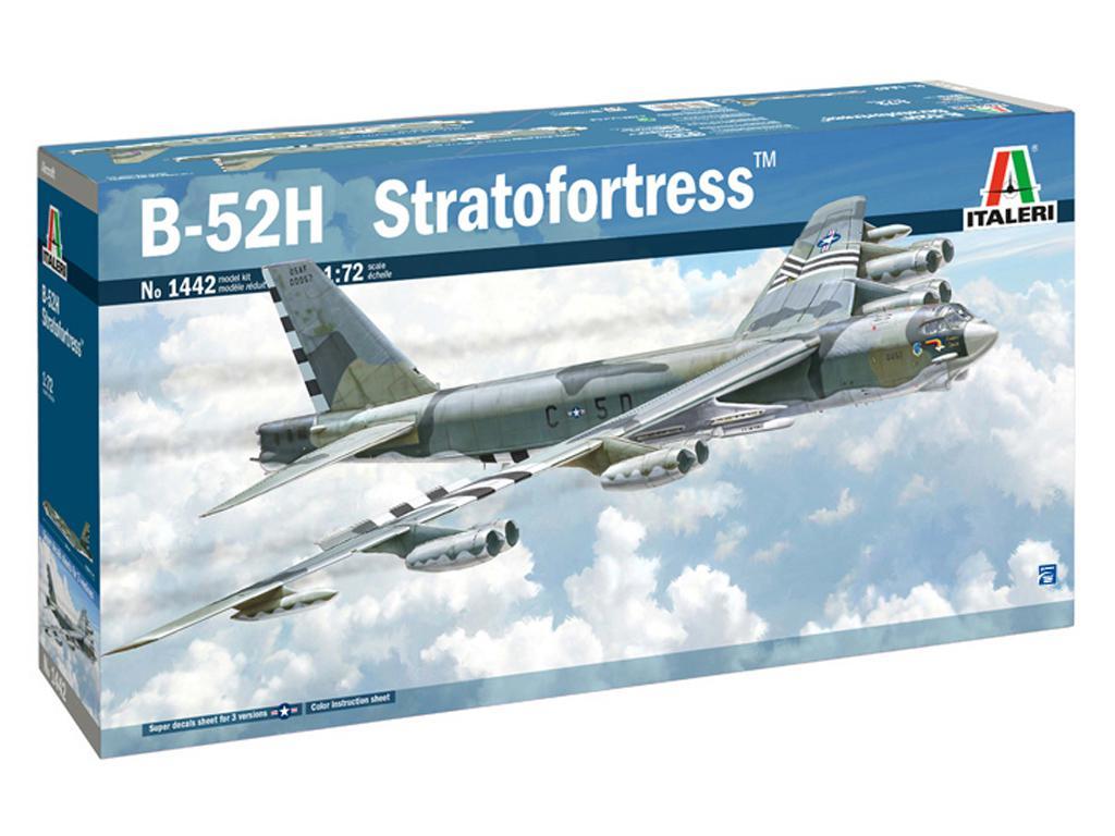 B-52H Stratofortress (Vista 1)