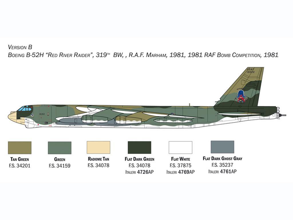 B-52H Stratofortress (Vista 2)