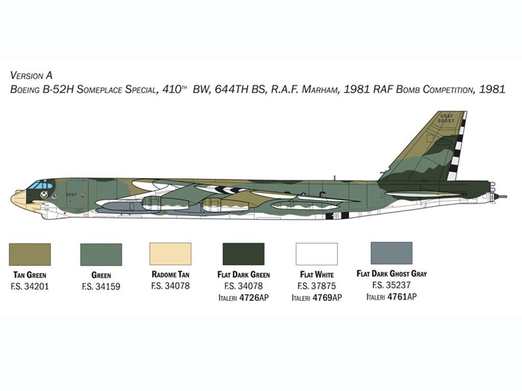 B-52H Stratofortress (Vista 5)
