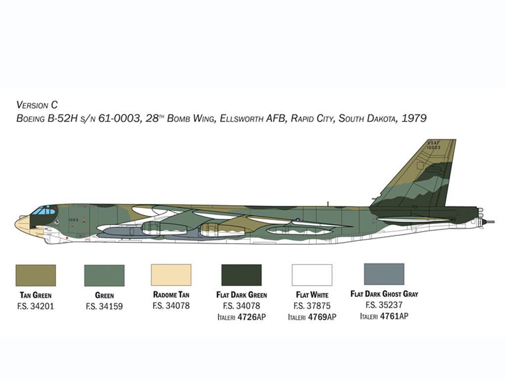 B-52H Stratofortress (Vista 6)