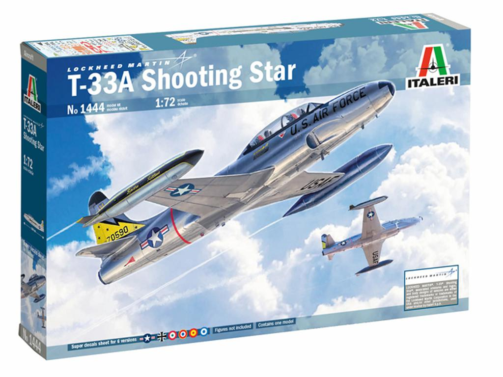 T-33A Shooting Star (Vista 1)