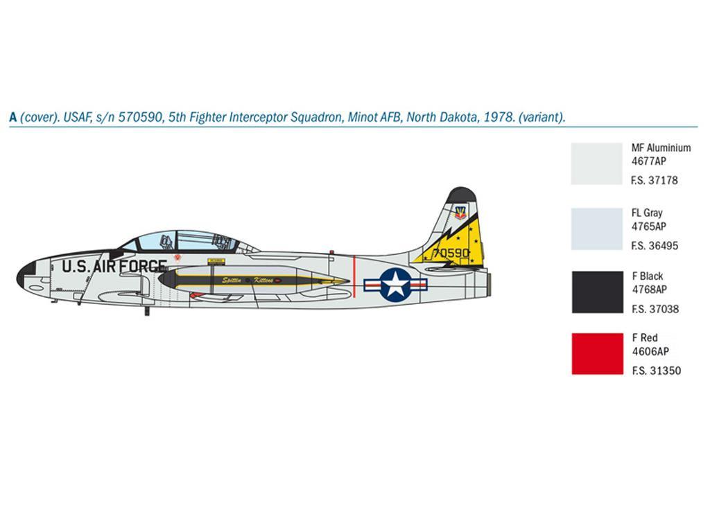 T-33A Shooting Star (Vista 4)