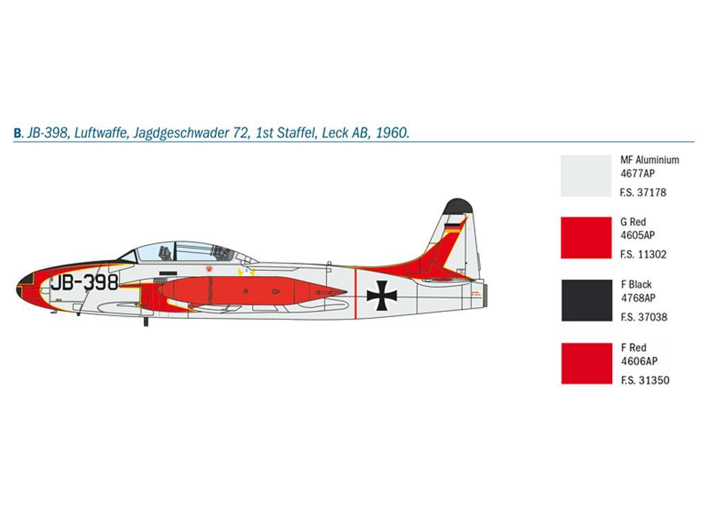 T-33A Shooting Star (Vista 5)